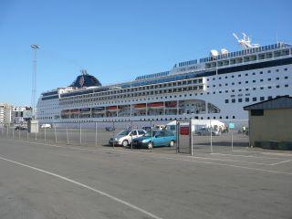 cruiseskip i oslo